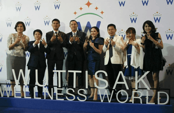 Alliance with Wuttisak Clinique
