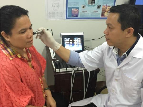 Skin Efficacy Test